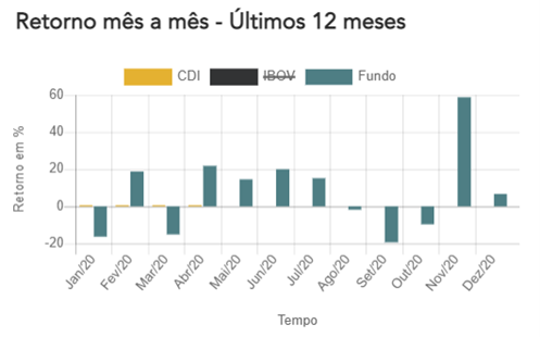 versa long biased fundo de investimento multimercado retorno mes a mes